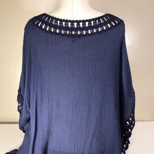 Lane Bryant Tops - Lane Bryant kimono sleeve top, size 26/28